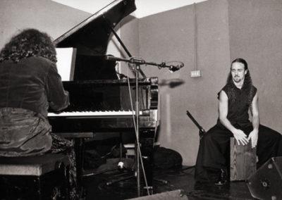 Marietta playing live