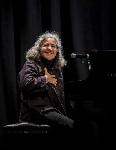 Marietta Veulens in concert at Attenborough Centre, Brighton